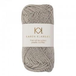Dark Grey - Recycled Bottle Yarn