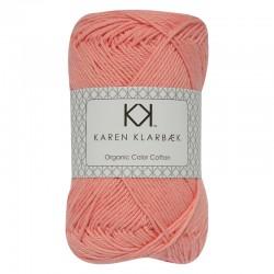 Flamingo 8/4 - KK Color Cotton økologisk bomuldsgarn fra Karen Klarbæk