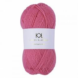 Dark Flamingo - KK Pure Organic Wool - økologisk uldgarn fra Karen Klarbæk