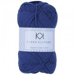 8/4 Dark Lavender - KK Color Cotton økologisk bomuldsgarn fra Karen Klarbæk