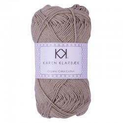 8/4 Warm Sand - KK Color Cotton økologisk bomuldsgarn fra Karen Klarbæk