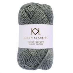 Sage Green - Recycled Bottle Yarn