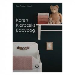 """""""Karen Klarbæks Babybog"""" - TRYKT BOG"""