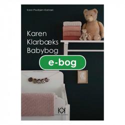 """Karen Klarbæks Babybog"" - eBOG"