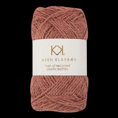 Dark Old Rose - Recycled Bottle Yarn