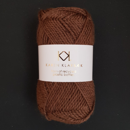 Bronze - Recycled Bottle Yarn