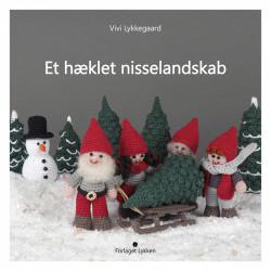 """Hæklebog """"Et hæklet nisselandskab"""" af Vivi Lykkegaard"""" - eBOG"""