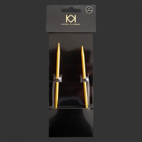 KK Rundpind, 2,5 mm - 100 cm