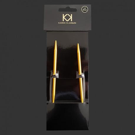 KK Rundpind, 4,0 mm - 40 cm