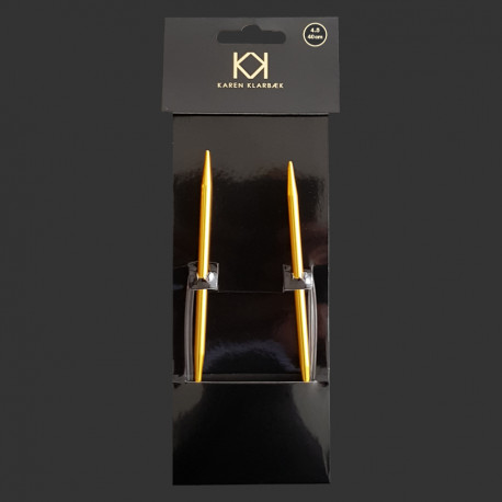 KK Rundpind, 4,5 mm - 40 cm