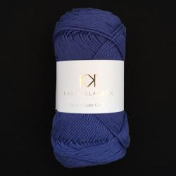 8/4 Porcelain Blue - KK Organic Color Cotton økologisk bomuldsgarn fra Karen Klarbæk