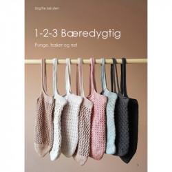 """1-2-3 Bæredygtig"" - Trykt bog"