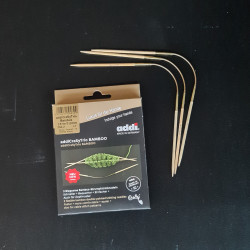 addiCraSyTrio Bamboo 3,0