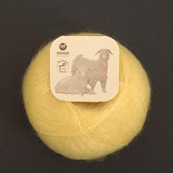 Buttercup - Mohairgarn fra Mohair by Canard