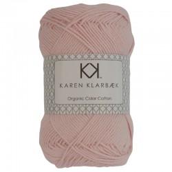 Pale Skin - KK Color Cotton økologisk bomuldsgarn fra Karen Klarbæk