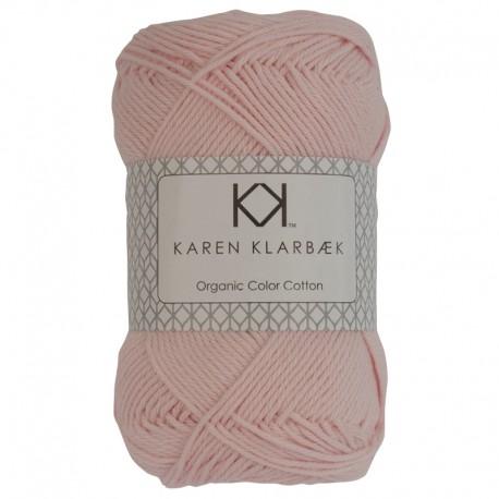 8/4 Pale Skin - KK Organic Color Cotton økologisk bomuldsgarn fra Karen Klarbæk
