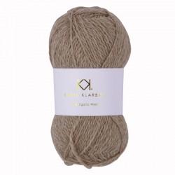 Sand - KK Pure Organic Wool - økologisk uldgarn fra Karen Klarbæk
