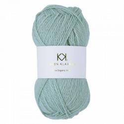 Mint - KK Pure Organic Wool - økologisk uldgarn fra Karen Klarbæk