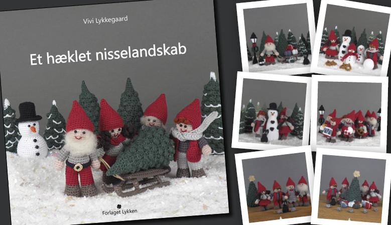 """""""Et hæklet nisselandskab"""" af Vivi Lykkegaard"""